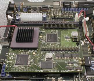 Falcon Mainboard